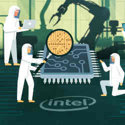 Intel Slipped, and Its Future Now Depends on Making Everyone Else's Chips